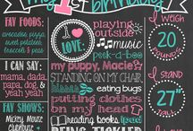 Lola's 1st Bday! / by Christy Angelle