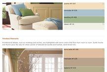 Interior paint schemes