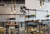 Cafe ve Restoran Aydınlatma Modelleri