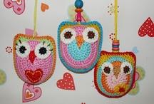 Haken Uil / Crochet Owl / by Juf Tessa Borsboom