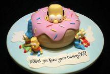 Cumpleanos Infantiles Simpsons