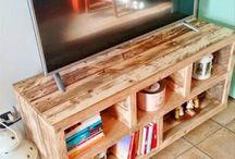 ξυλινες κονσολες