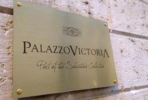 Palazzo Victoria - Verona / Un bel luogo di stile e buon gusto italiano