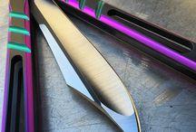balisong Grinds / Custom blade grinds