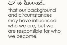 Words / by Ashleigh Eades Robertson