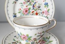Vintage china / by Anne-Marie Gould