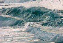 golven/zee
