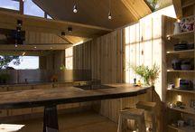 CLT cross laminated timber / construções nesta materia prima