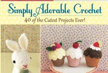 Crochet books I have