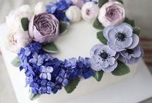 CAKES Flowers
