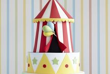 Theme: Circus and Big Top