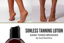 Tanning indoor lotion