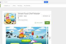 Street Food Chef Master