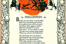 Halloween & October