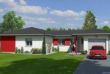 Nos Maisons à découvrir / Venez découvrir nos différents styles de maisons personnalisées.