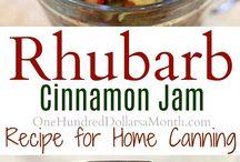 jams/preserves/relishes