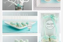 Baby shower ideas / by Kirina C