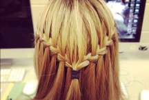Hairstyles / by Stacy Rhodes