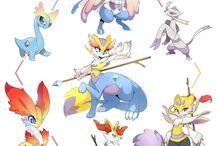 pokemon fusión art