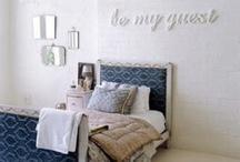 Guest room / by Emma McDonald
