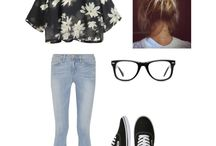 Outfits / I love making outfits on polyvore you should follow me!♡ http://neyq.polyvore.com/