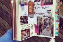 Travelling books ideas