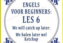 engels voor beginners
