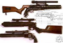 Starwars fegyverek