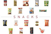Packaged Snack Foods / by Susie Wyshak