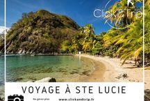 Lieux à visiter à Sainte Lucie