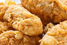 Chicken / Buttermilk fried chicken
