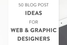 Blog / Blogging for fun and profit...infographics and more.