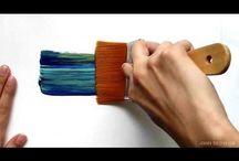 Techniques peinture