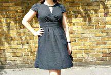 Butterick dress pattern 6168