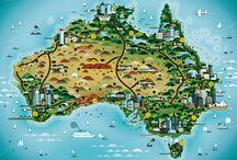 AUSTRALIA / by Debbie Bieren