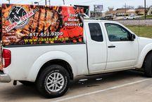 Food Truck/Trailer Wraps