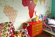 murals and room ideas