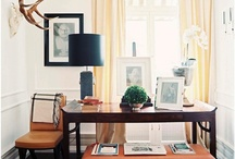 Home Offices / Inspiration Board about various types of home offices: find your style!