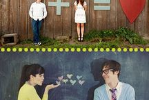 Photo Ideas - Couples/Save the Date/Wedding