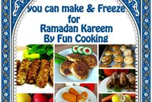Ramadan Recipes (Food)