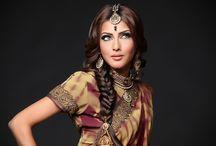Sangeet - Hairstyles