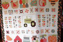 Farm Girl Vintage quilts