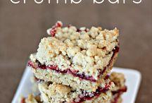 Baking: Bar Cookies