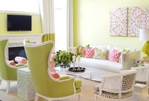 Fresh / Fresh colors, rooms, and overall appeal / by Casart Coverings