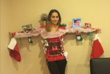Ugly sweater party! / by Brandy Michelle Narde