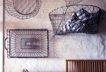 Baskets / by nataliesearlyattic