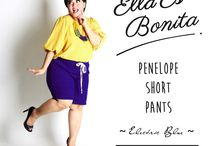 2014 - Bottoms / Bottoms which specially designed for sophisticated curvy women originally made by Indonesian Designer & Local Brand: Ella Es Bonita.