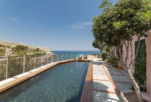 Mediterranean Houses in Mallorca / Pieces of history mixed with luxury and comfort. This board is all about our mediterranean styled villas you will love.