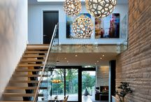 Large pendant lamps