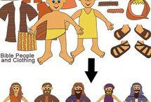 Bible character art